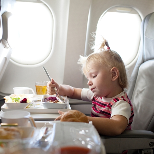 Tips for air travel with your kids