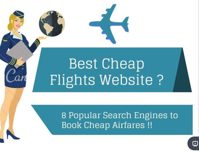 best sites for cheap flights - 8 Best Flight Search Engines